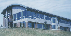 Champion International Moving building, Southpointe, Canonsburg, PA